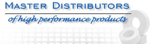 Master Distributors of high performance products
